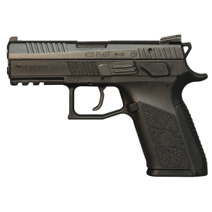 "CZ P-07 9mm 10+1 3.8"" Pistol in Black Polymer (Compact) - 1086"