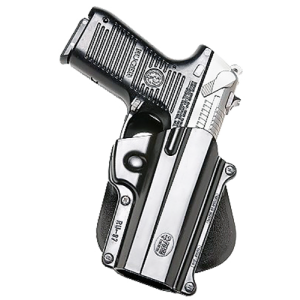 Fobus USA Paddle Right-Hand Paddle Holster for Ruger P90, P93, P94, P95, P97 in Black - RU97
