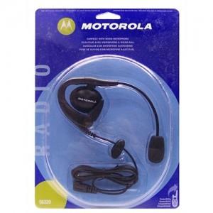 Motorola Earpiece w/Boom Microphone 56320