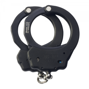 Ultra Chain Cuffs Metal: Aluminum Model: Black, 2 Pawl (Blue - Security)