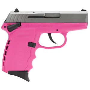 """SCCY CPX-1 9mm 10+1 3.1"""" Pistol in Polymer - CPX1TTPK"""