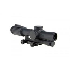 Trijicon VCOG 1-6x24 Riflescope in Matte (Red Horseshoe ) - VC16-C-1600005