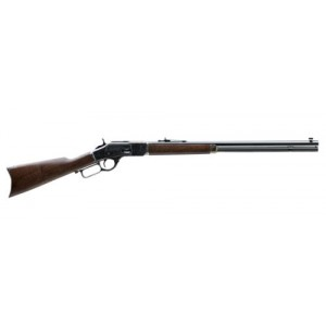 """Winchester 1873 .357 Remington Magnum/.38 Special Sporter 14-Round 24"""" Lever Action Rifle in Blued - 534217137"""