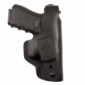 """Desantis Gunhide Dual Carry II Right-Hand IWB Holster for Smith & Wesson 3914 DAO, 3953TSW in Black (3.5"""") - 033BAK6Z0"""