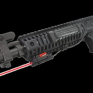 Lasermax LMS-UNI-RVP Uni-Max Rifle Value Pack Red Laser w/Picatinny Rail