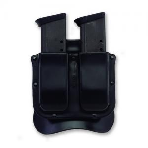 M11X MATRIX DOUBLE MAG CASE Gun FIt: H&K - HK45 Color: BLACK