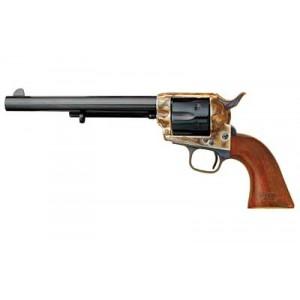 "Cimarron US Cavalry .45 Long Colt 6-Shot 7.5"" Revolver in Blued - CA514M00"