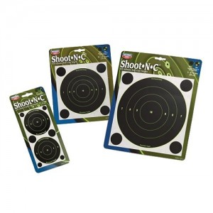 """Birchwood Casey 50 Pack 5 1/2"""" Bullseye Targets 34550"""