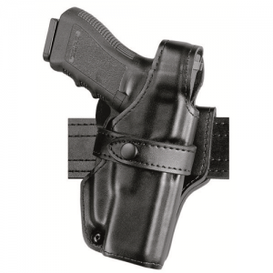 070 SSIII Mid-Ride Duty Holster Finish: Basket Weave Black Gun Fit: Glock 19 (4  bbl) Hand: Right Size: Standard Belt Loop - 070-283-181