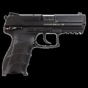 """Heckler & Koch (HK) P30S .40 S&W 10+1 3.85"""" Pistol in Black Polymer - M734003SA5"""