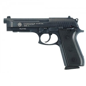 "Taurus 92 Standard9mm 10+1 5"" Pistol in Blued - 1920151"