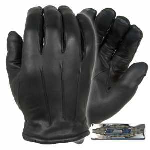 Thinsulate lined leather dress gloves  Size: Medium