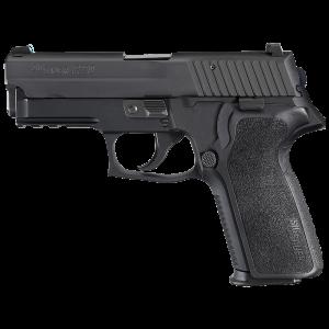 "Sig Sauer P229 Compact .40 S&W 12+1 3.9"" Pistol in Black Nitron (DAK Trigger) - E29R40BSSDAK"