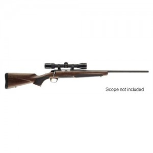 """Browning X-Bolt Hunter .338 Winchester Magnum 3-Round 26"""" Bolt Action Rifle in Blued - 35208231"""