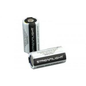 Streamlight 3v Lithium Battery, 6 Pack 85180