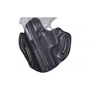 """Desantis Gunhide 2 Speed Scabbard Left-Hand Belt Holster for FN Herstal FNX 40 in Black (4"""") - 002BB30Z0"""