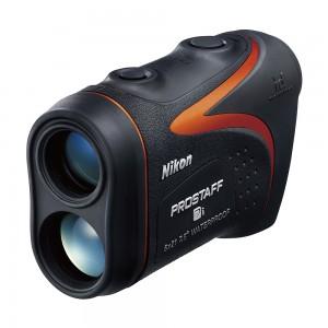 Nikon Prostaff 7i 6x Monocular Rangefinder in Black/Red - 16209