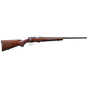 "CZ 453 .22 Long Rifle American 5-Round 22.5"" Bolt Action Rifle in Blued - 2081"