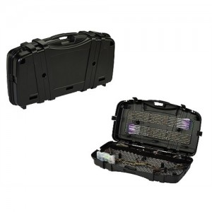 Plano Black Deluxe Bow Case 114300