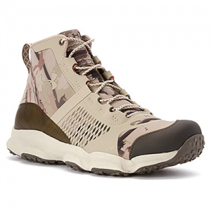 UA Speedfit Hike Mid Boot Size: 8 Color: Ridge Reaper Barren