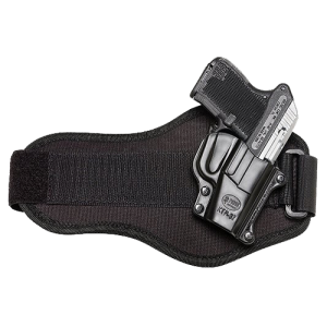 Fobus USA Ankle Right-Hand Ankle Holster for Kel-Tec 32, 380, P3AT in Black - KT32A