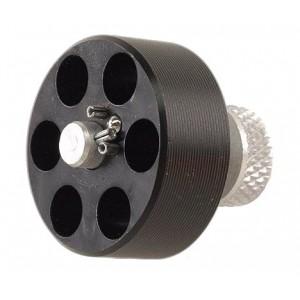 HKS Speedloader For 38/357 Caliber 6 Round S&W & Ruger GP100 Revolvers 586A