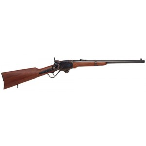 "Taylors & Co 1865 .45 Colt Spencer 7-Round 20"" Lever Action Rifle in Blued - 166"