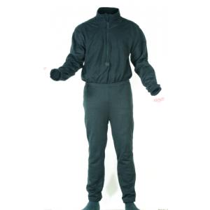 Voodoo Dual Action Thermal Men's Undershirt in Black - X-Large