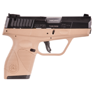"Taurus 709 9mm 7+1 3.2"" Pistol in Flat Dark Earth Polymer (Slim) - 1709031FDE"