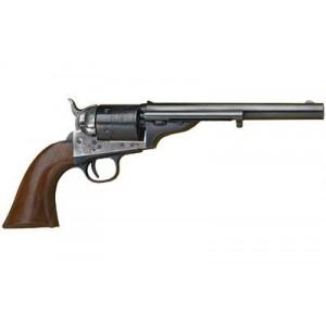 "Cimarron 1872 Open Top .45 Long Colt 6-Shot 7.5"" Revolver in Color Case Hardened - CA916"