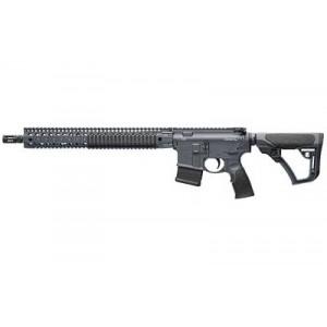 """Daniel Defense V9 .223 Remington/5.56 NATO 30-Round 16"""" Semi-Automatic Rifle in DD Tornado Grey - 02-145-01035-055"""