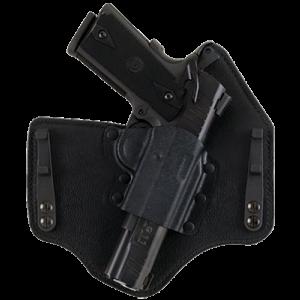 """Galco International KingTuk Right-Hand IWB Holster for J-Frame 640 Cent in Black (2.125"""") - KT158B"""