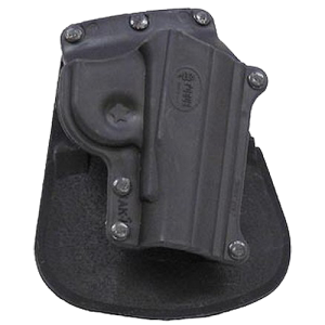 Fobus USA Roto Paddle Right-Hand Paddle Holster for Ruger P85, P89 in Black - RU1RP