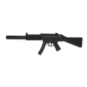 """American Tactical Imports GSG-522 SD Fake Suppressor .22 Long Rifle 22-Round 16.3"""" Semi-Automatic Rifle in Blued - 522SDB22"""