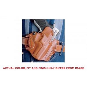 Desantis Gunhide 2 Speed Scabbard Right-Hand Belt Holster for Ruger P89 in Black - 002BAD5Z0