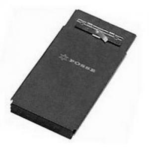 Ticket Tender Color: Black Vinyl