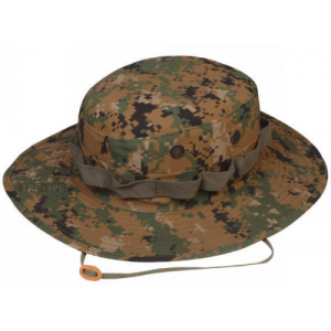 Tru Spec Wide Brim Boonie in Digital Urban - 7.25