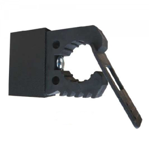 Mounting Brackets with Hardware (Pair)  Compatible with ZAK Tactical Entry Tools.