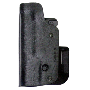 Glock HO17145 Duty Holster with Thumb Break Glock 17/22/31 Polymer Black - HO17145