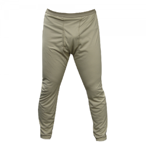 Tru Spec Gen-III ECWCS Level-1 Men's Compression Pants in GI Desert Sand - Large