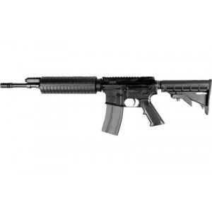 "Adams Arms M4 .223 Remington/5.56 NATO 30-Round 16"" Semi-Automatic Rifle in Black - RA-145-M-B-556"