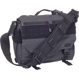5.11 Tactical Rush MIKE Waterproof Messenger Bag in Double Tap 1050D Nylon - 56176-026-1 SZ
