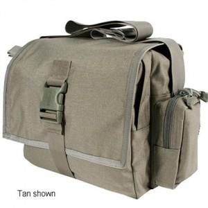 Blackhawk Battle Bag Battle Bag in Black Textured 1000D Nylon - 60BB02BK