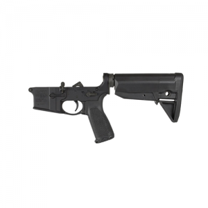BCM  Lower Group w/BCMGUNFIGHTER Stock Mod-0 Type: Mod 0 Color: Black