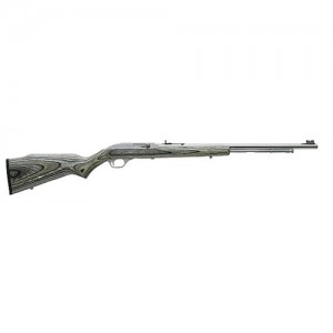 "Marlin Firearms 60 .22 Long Rifle 14-Round 19"" Semi-Automatic Rifle in Stainless Steel - 70660"