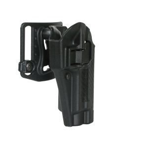 "Blackhawk Serpa CQC Right-Hand Multi Holster for Sig Sauer P228, P229, 250 Dc in Black (3.9"") - 410005BKR"