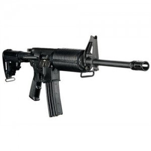 "DPMS Panther Arms Lite 16 A3 Versatility/Value .223 Remington/5.56 NATO 30-Round 16"" Semi-Automatic Rifle in Black - 60525"
