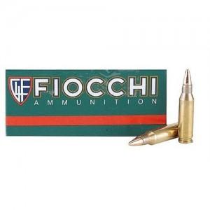 Fiocchi Ammunition Exacta Match Rifle 4.6X30 H&K Jacketed Soft Point, 40 Grain (50 Rounds) - 46EXB