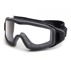 FirePro 1971 FS  One-piece wrap-around strap w/Velcro helmet tabs, Clear lens