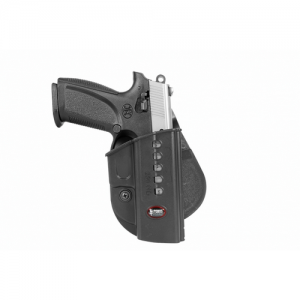 "Fobus USA Rotating Right-Hand Paddle Holster for Sig Sauer P250C in Black (3.9"") - SG250CRP"